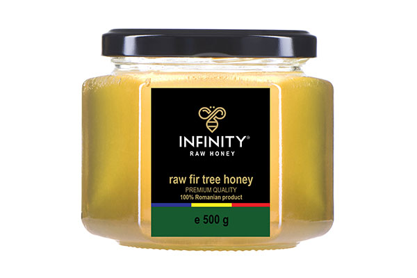 Fir Tree Honey 500g