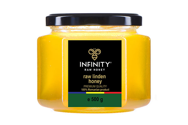 Linden Honey 500g