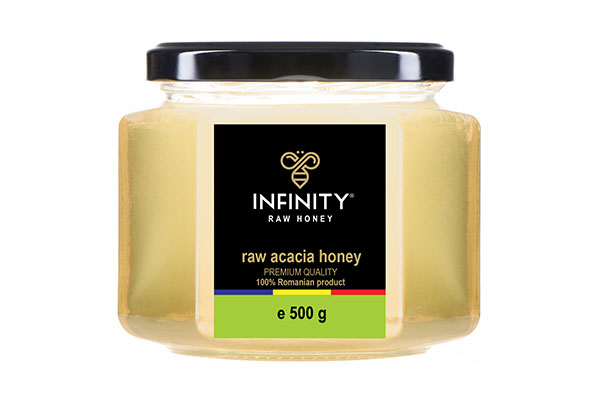 Alcacia Honey 500g