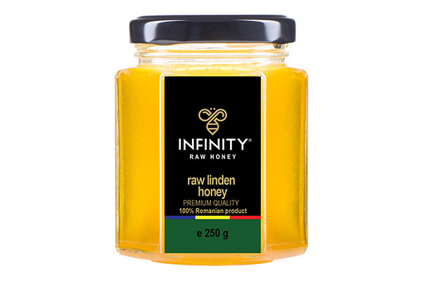 Linden Honey 250g
